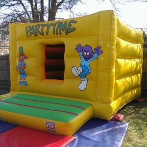 Party Time Bouncy Castle