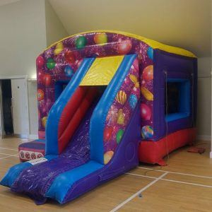 Party Balloon Bouncy Castle