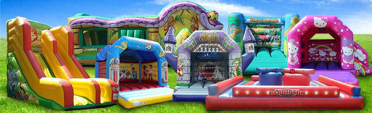 Bouncy Castles & Games